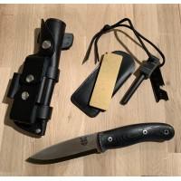 TBS Boar Bushcraft Knife